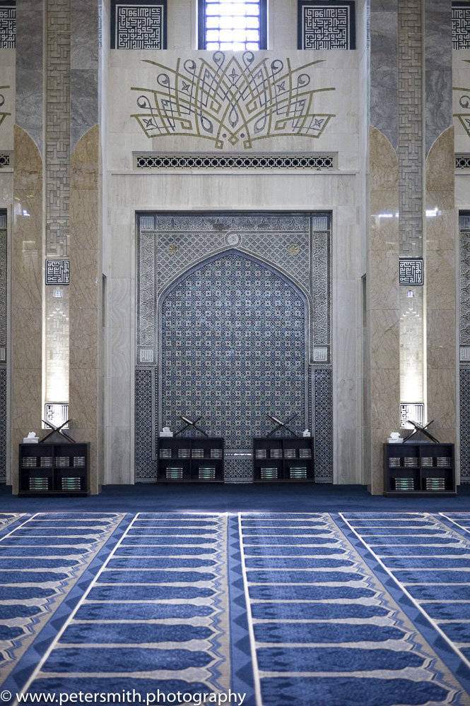 Kuwait Grand Mosque VII