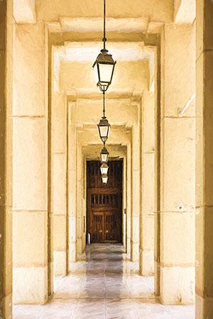 Cezannes's Hall