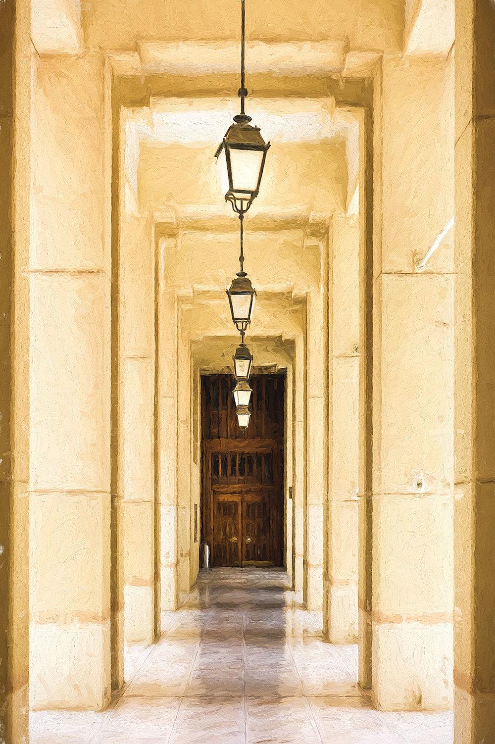Cezanne's Hall