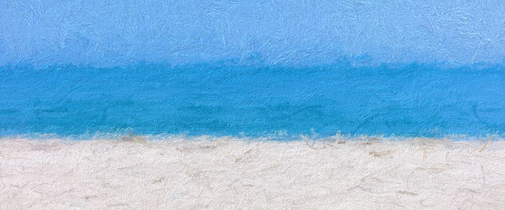 Beach by Turner