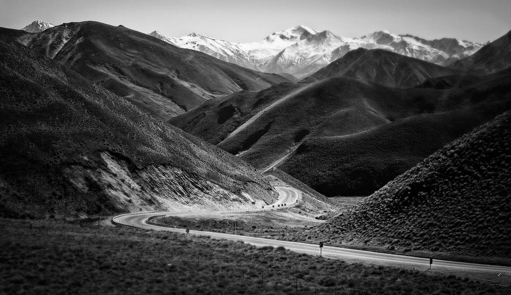 Lindis Pass, NZ