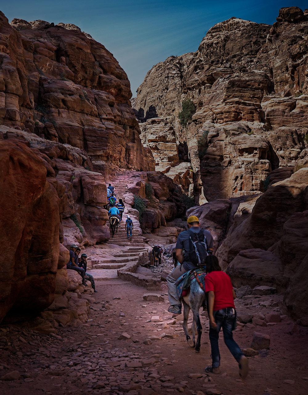 Monastery Steps