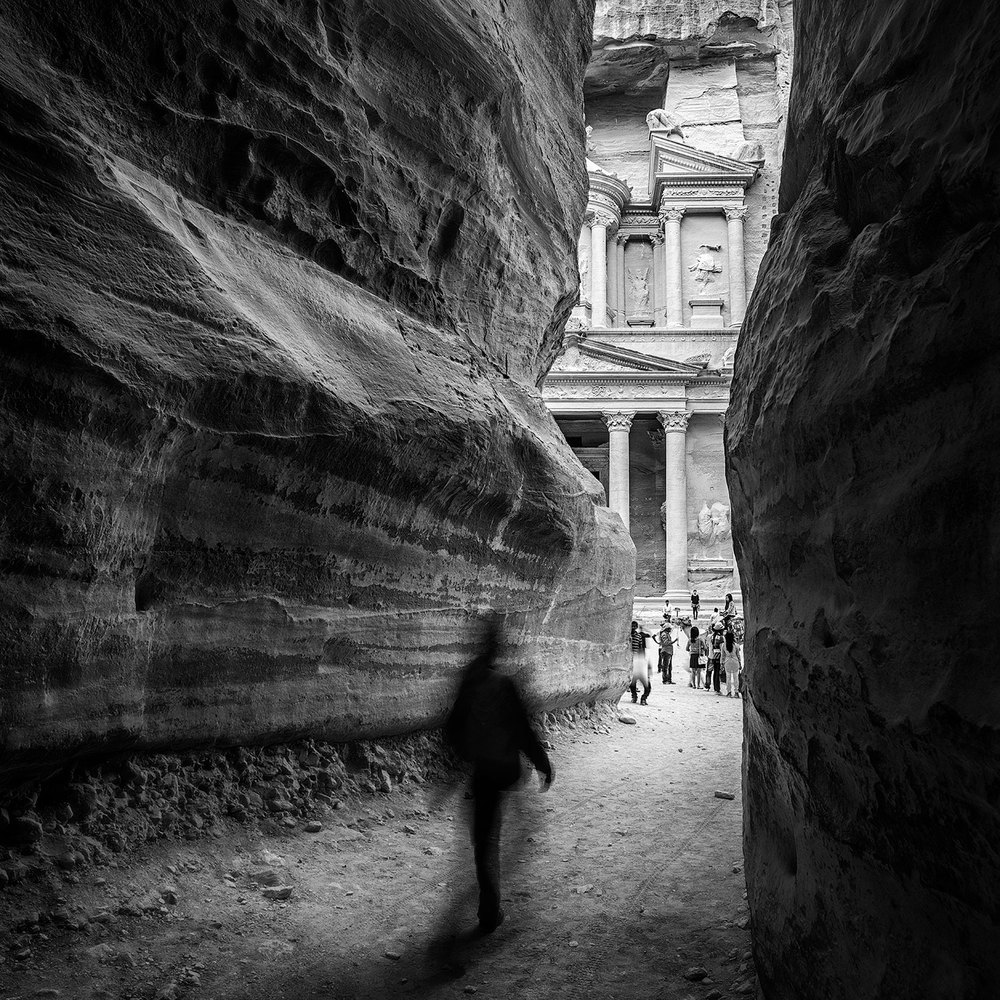 Al Khazna (The Treasury) Petra, Jordan, 2015