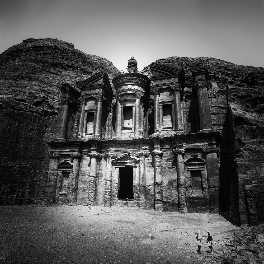 The Monastery, Petra, Jordan, 2015