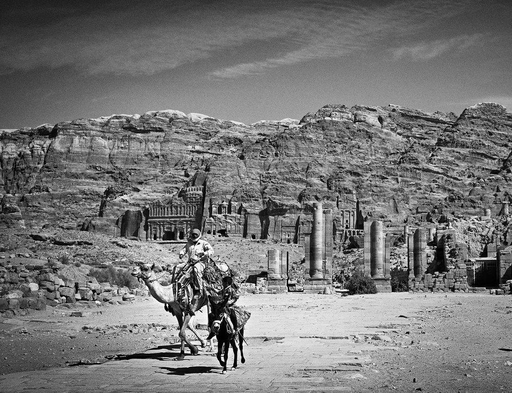 The Great Race - Petra, Jordan, 2015