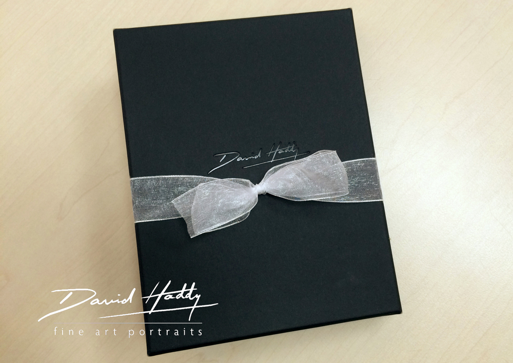 Limited edition gift box set from David Haddy