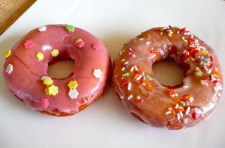 Zur Fastnacht backe ich mit Euch Donuts