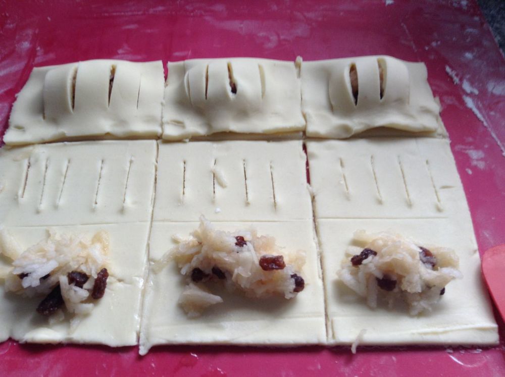 Bl tterteig trudels glutenfreies blog for Backofen mit versenkbarer klappe