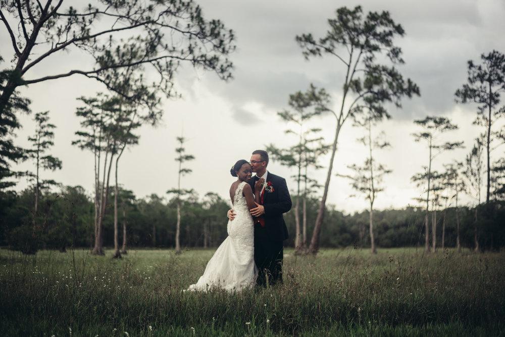 Justin and Gemima Naples Florida Wedding
