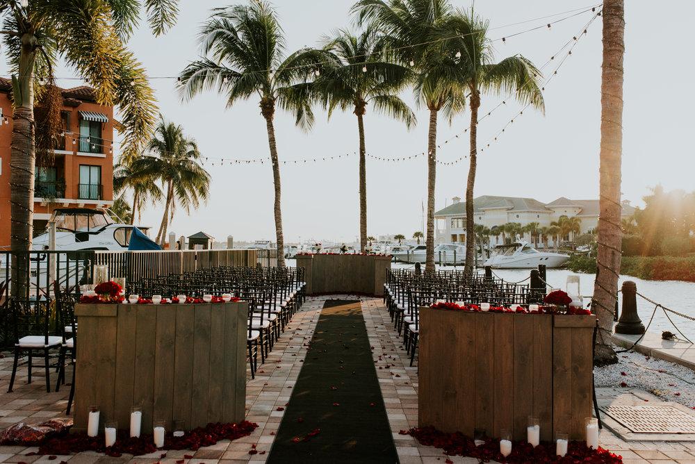Naples Florida Naples Bay Resort Wedding Photographer 52