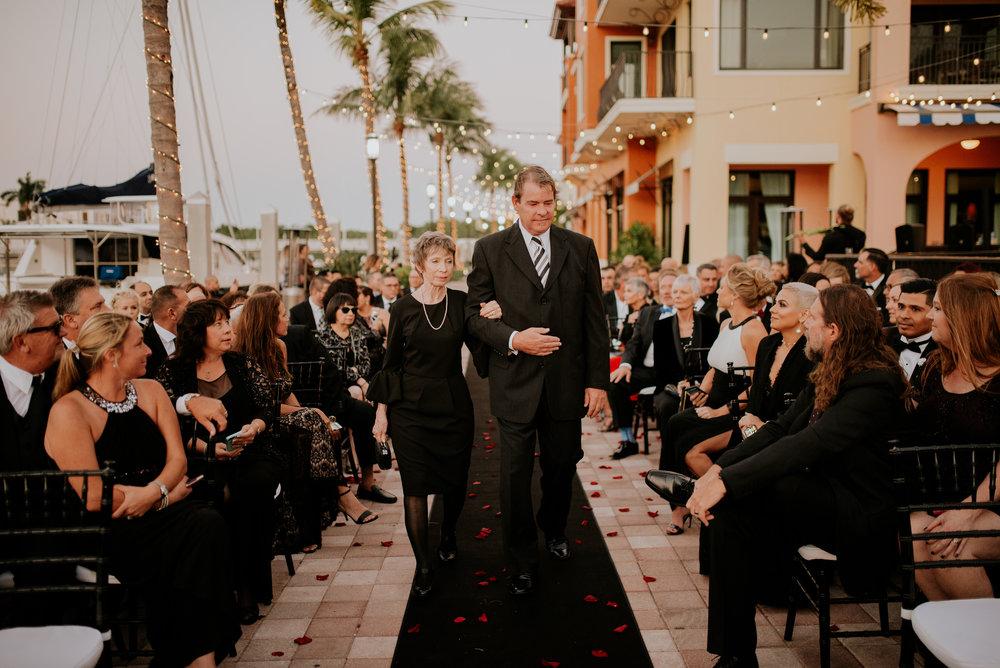 Naples Florida Naples Bay Resort Wedding Photographer 69