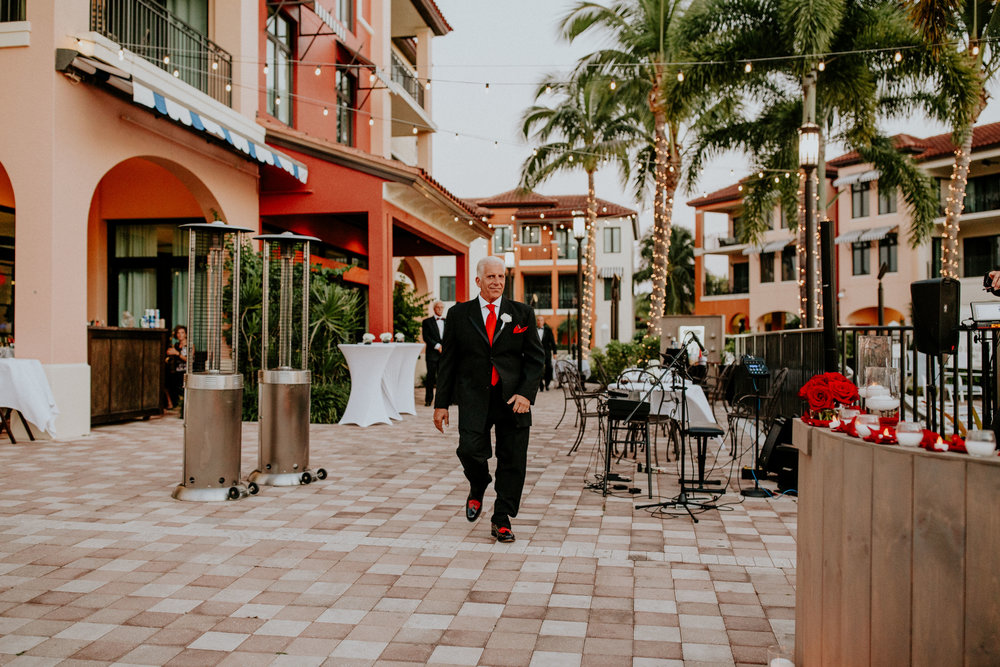 Naples Florida Naples Bay Resort Wedding Photographer 71