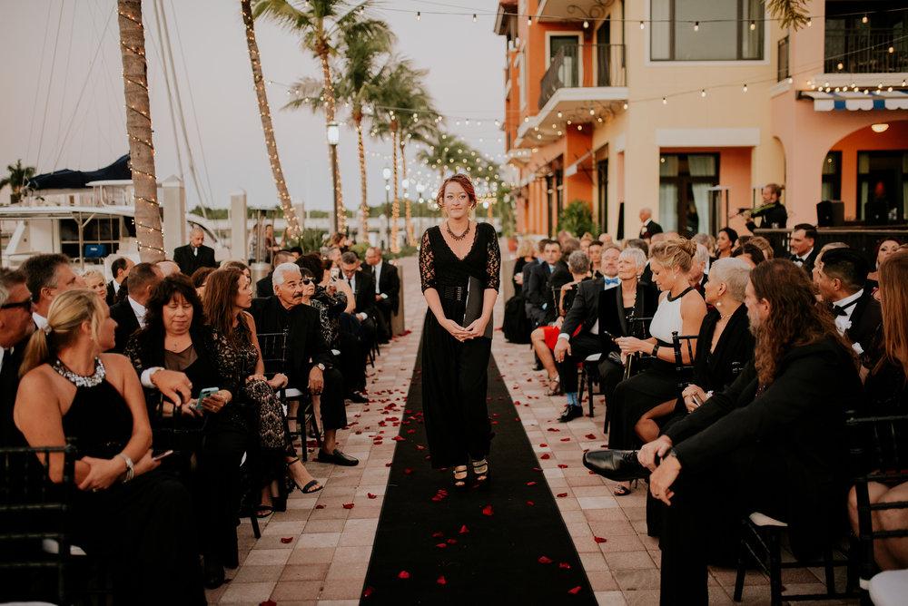 Naples Florida Naples Bay Resort Wedding Photographer 70