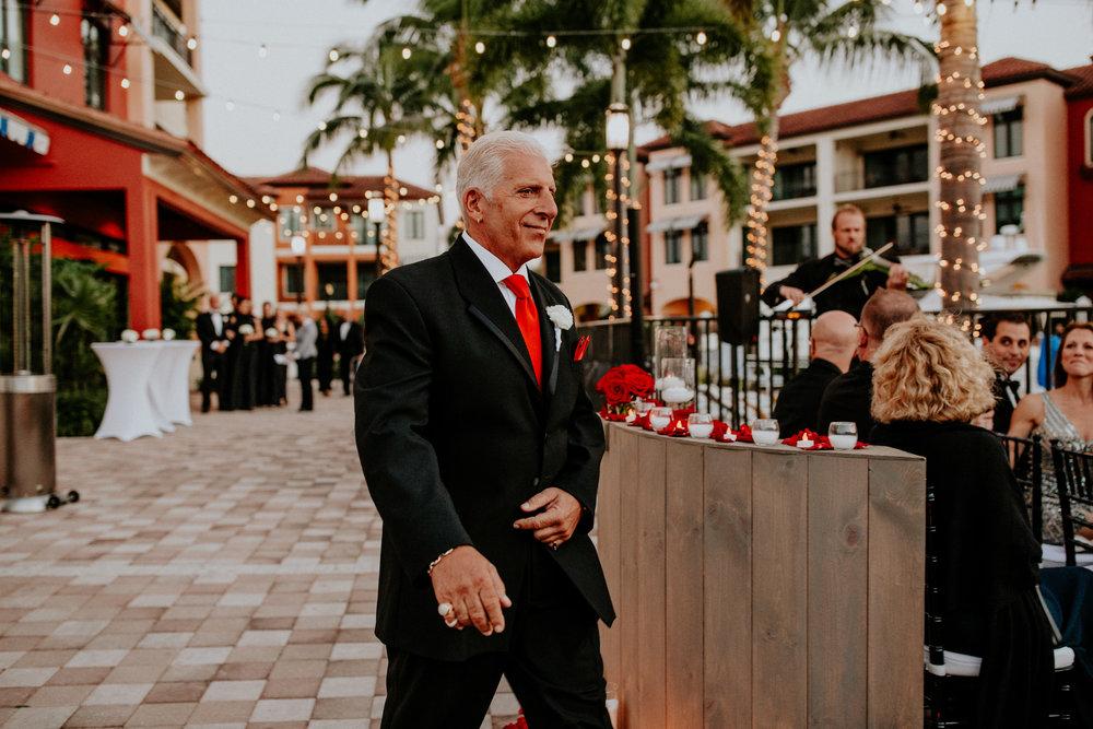 Naples Florida Naples Bay Resort Wedding Photographer 72