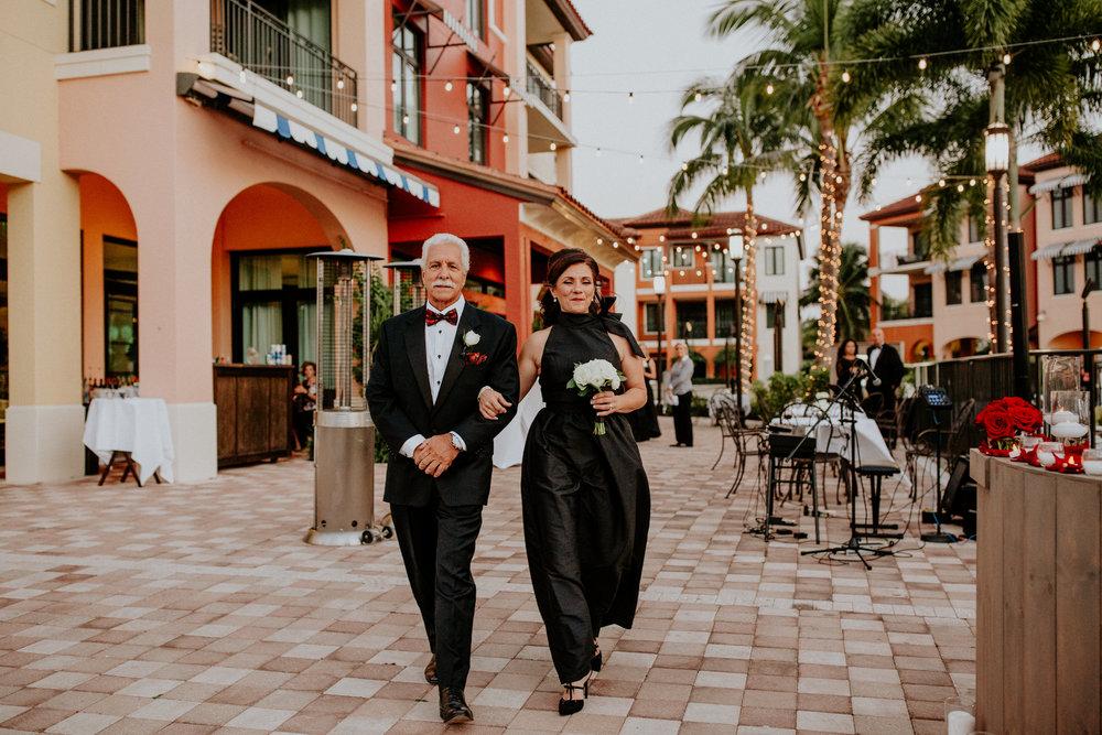 Naples Florida Naples Bay Resort Wedding Photographer 74