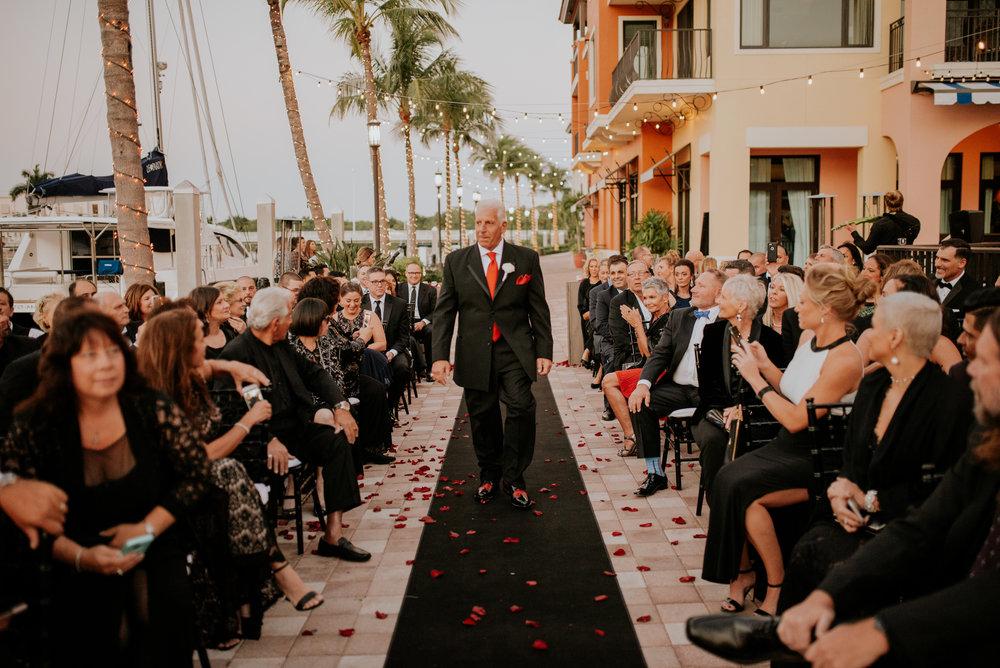 Naples Florida Naples Bay Resort Wedding Photographer 73