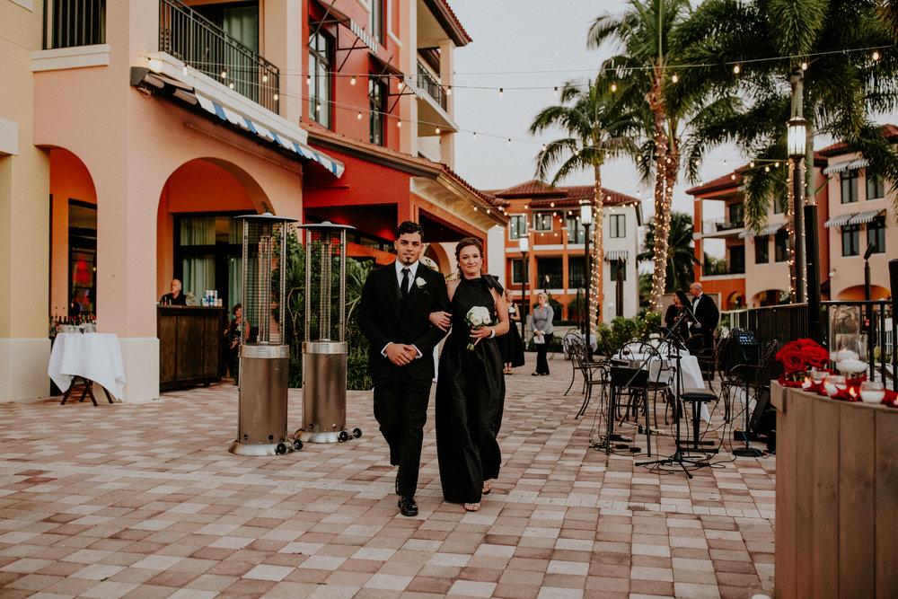 Naples Florida Naples Bay Resort Wedding Photographer 76