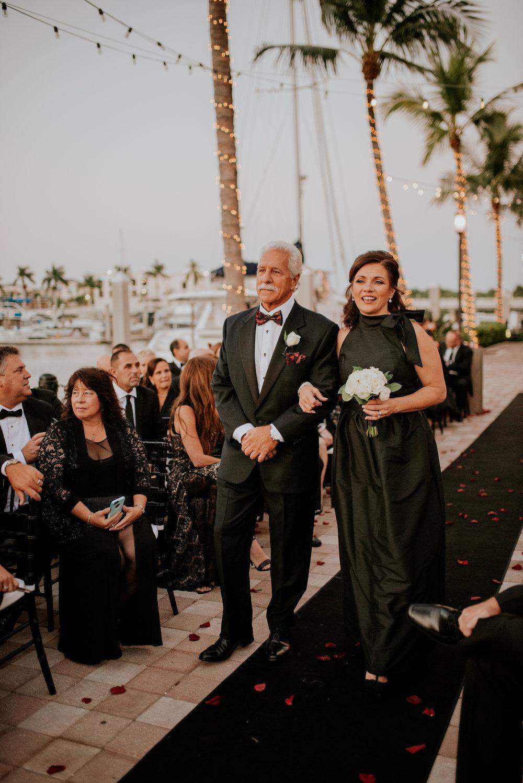 Naples Florida Naples Bay Resort Wedding Photographer 75