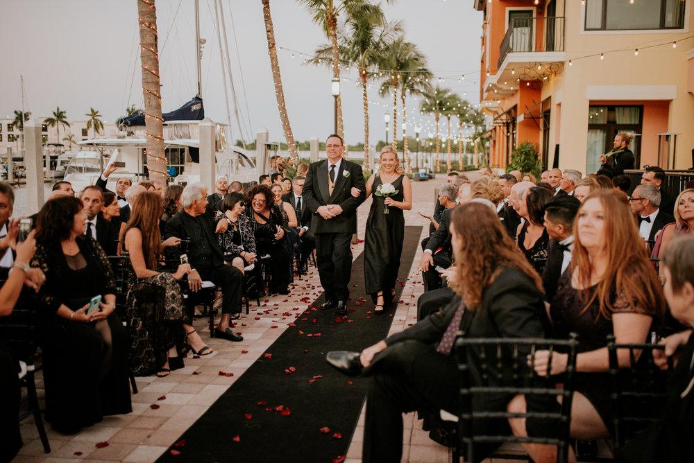 Naples Florida Naples Bay Resort Wedding Photographer 80