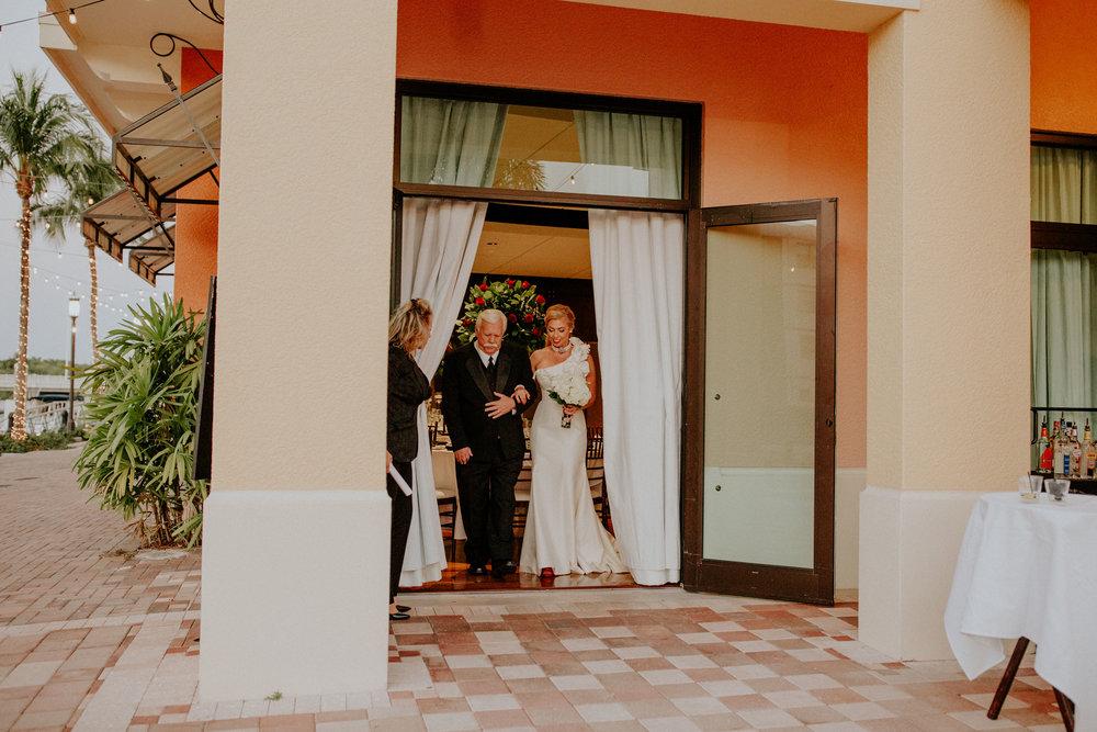 Naples Florida Naples Bay Resort Wedding Photographer 81