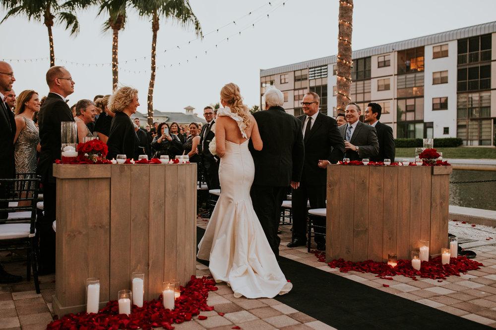 Naples Florida Naples Bay Resort Wedding Photographer 84