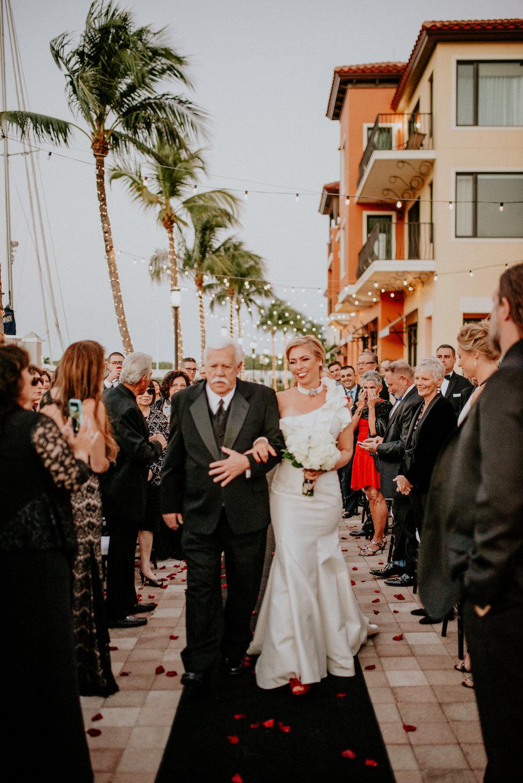 Naples Florida Naples Bay Resort Wedding Photographer 86