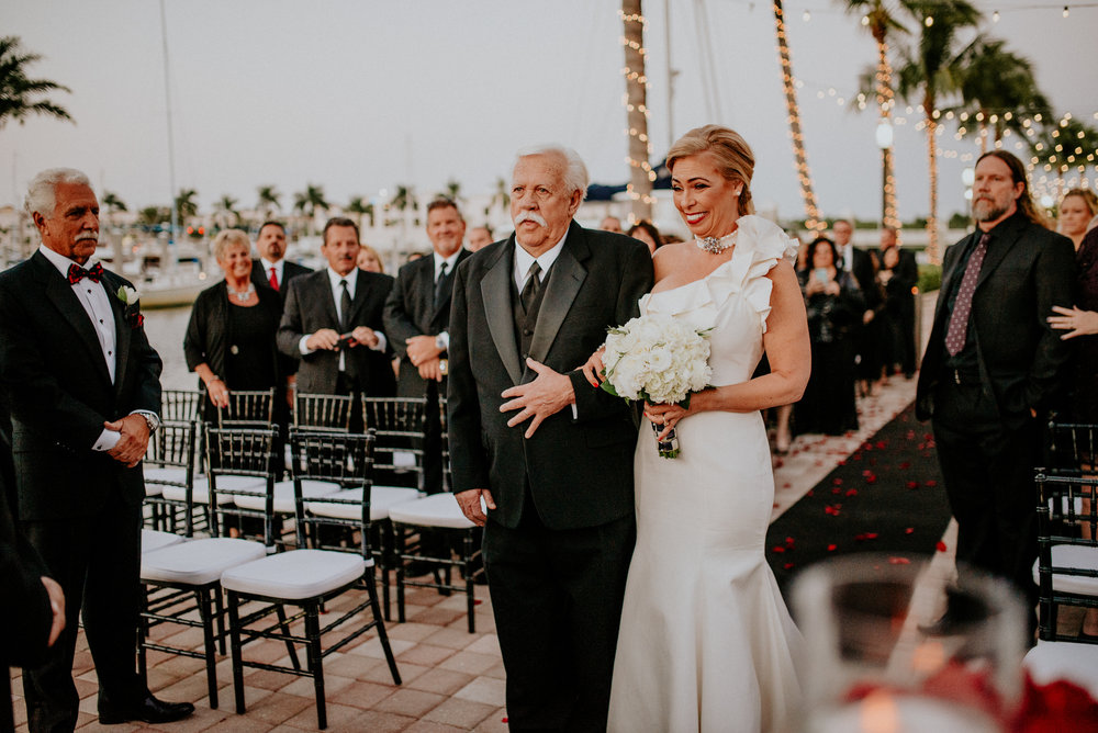 Naples Florida Naples Bay Resort Wedding Photographer 87