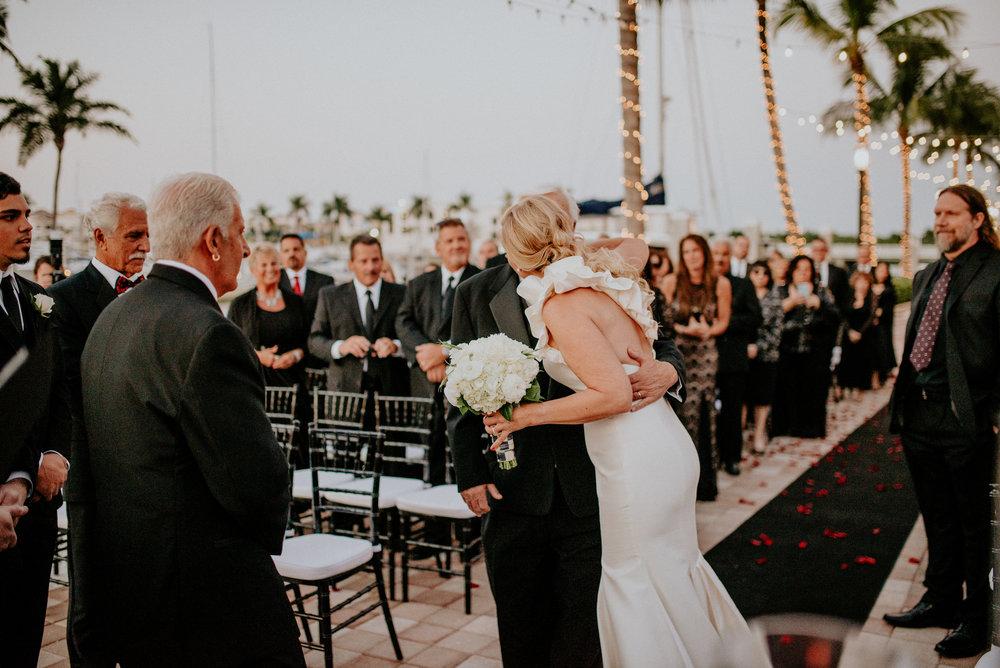 Naples Florida Naples Bay Resort Wedding Photographer 88