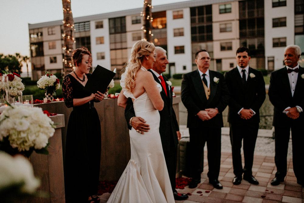 Naples Florida Naples Bay Resort Wedding Photographer 90