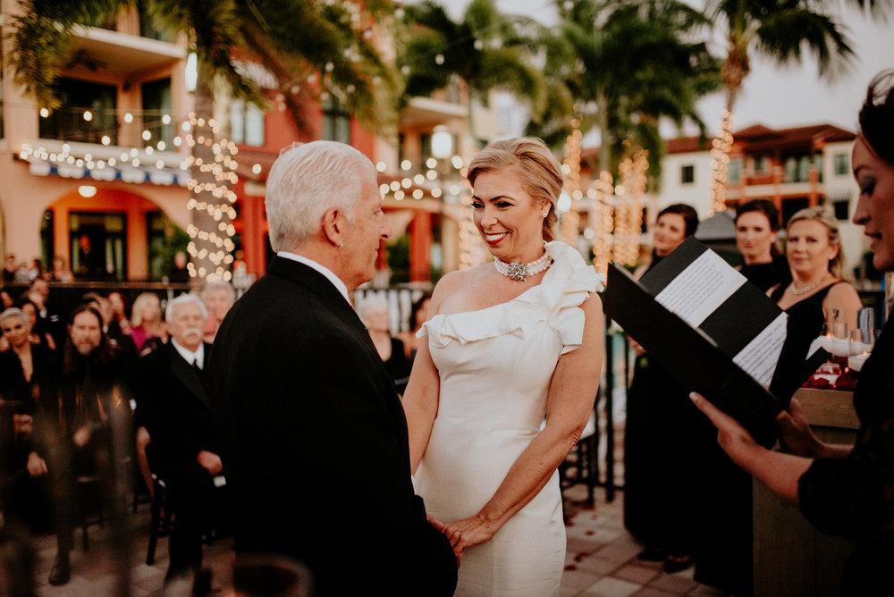 Naples Florida Naples Bay Resort Wedding Photographer 93