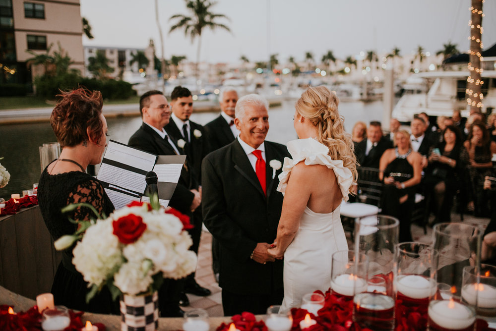Naples Florida Naples Bay Resort Wedding Photographer 96