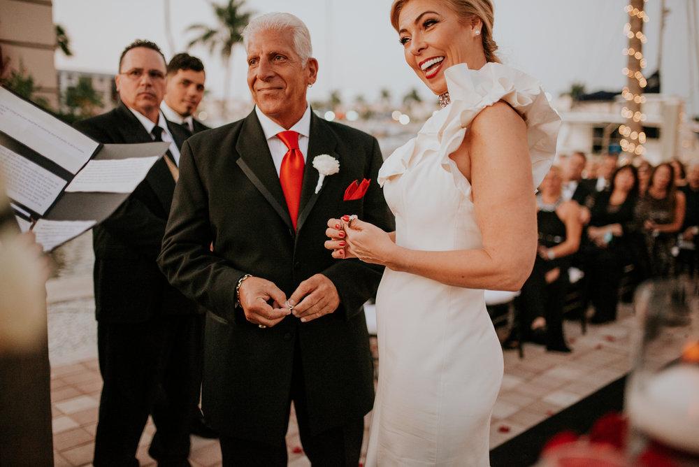 Naples Florida Naples Bay Resort Wedding Photographer 97