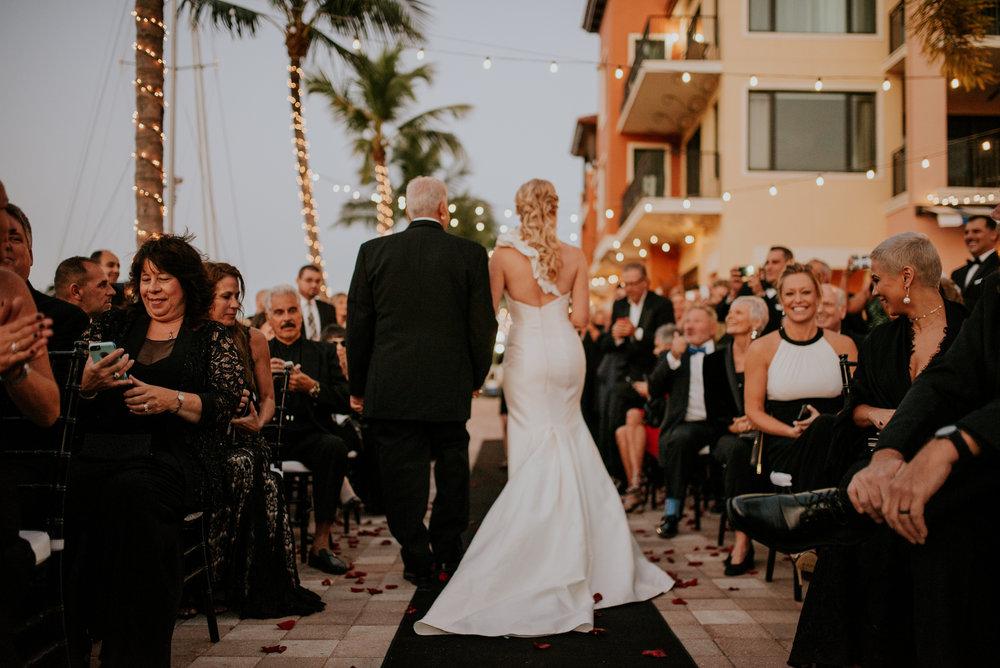 Naples Florida Naples Bay Resort Wedding Photographer 100