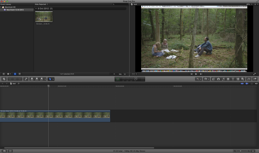 FCPX. It's better than it looks.