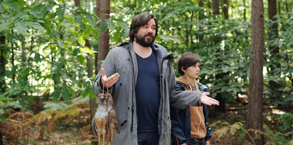 Matt Berry and Oliver Pratt in  Swansong