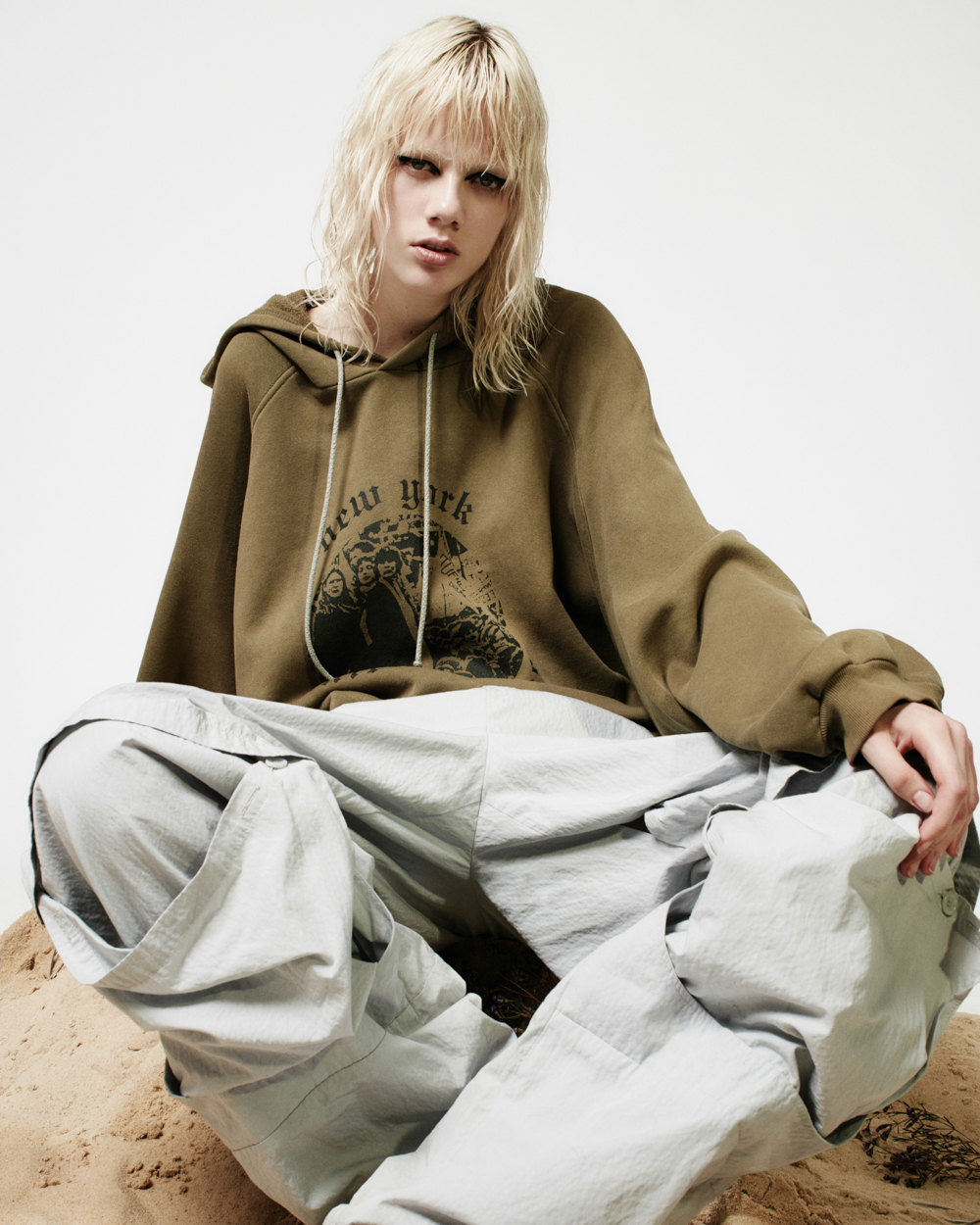 Marjan Jonkman, Models.com