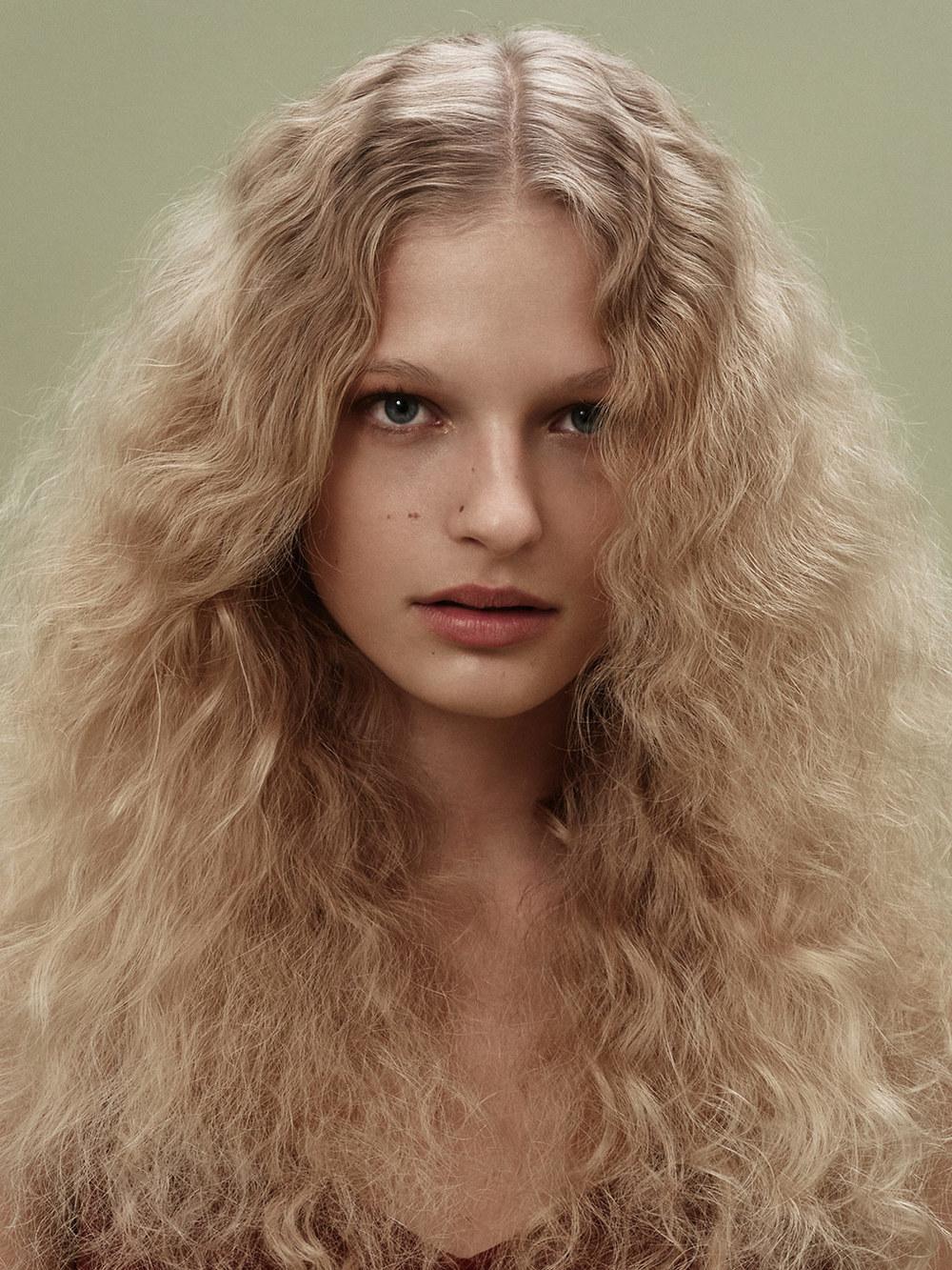 Frederikke Sofie, Models.com