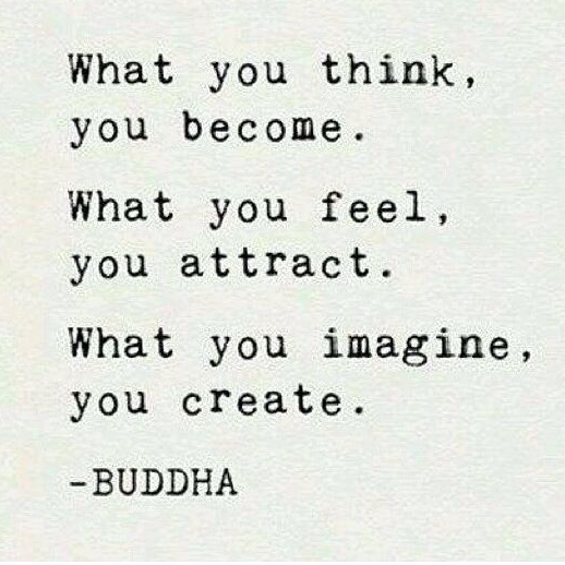 ... watched a movie on netflix last night ... Monk with a camera ... stumbled on these words this morning ... words for thought ... food for thought ... working on creating what I imagine ...