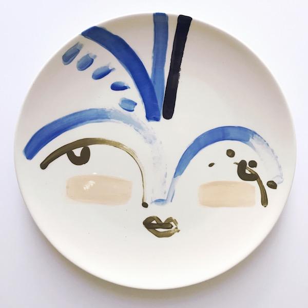 Large Plate I