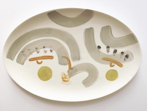Oval Platter 1