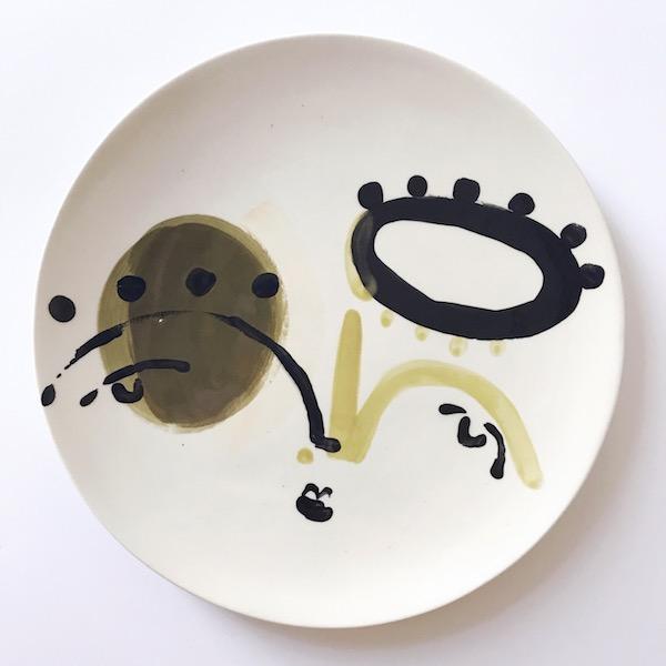 Round Platter 1
