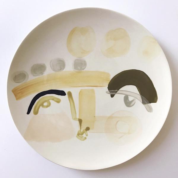 Round Platter 2