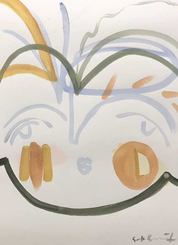 Tangerine Face II