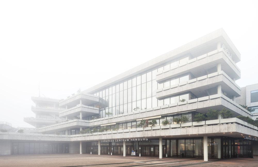 Architekturfotografie Hamburg congress center in hamburg frankfurt photography