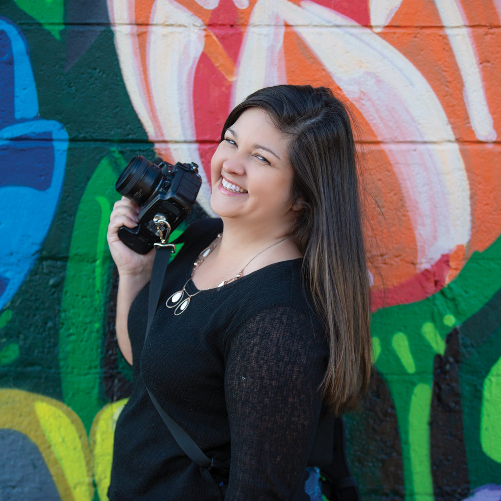 Brittany Carpenter  Owner & Photographer at Life with a View Studio