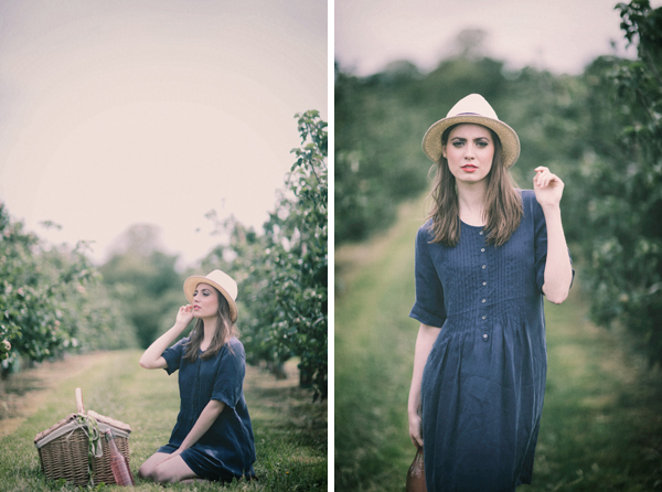 Orchard Fashion Photography