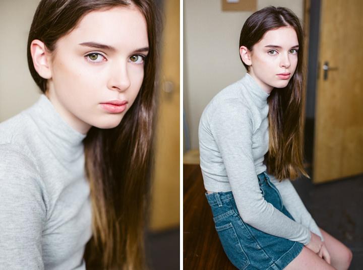 Róisín Lavelle, photographed by Dublin Fashion and Portrait Photographer, Brian McNamara.