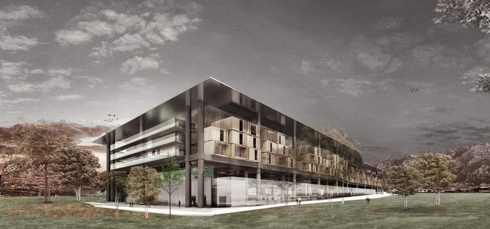 Antakya Museum Hotel / Turkey / EAA-Emre Amrolat Architects