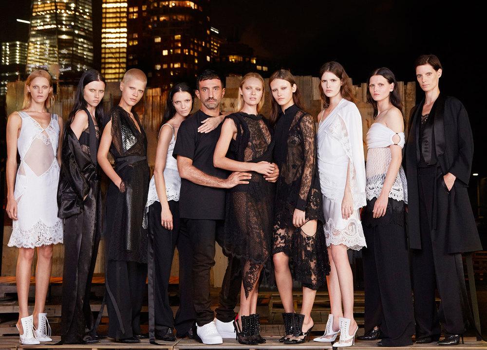 Givenchy-Riccardo Tisci