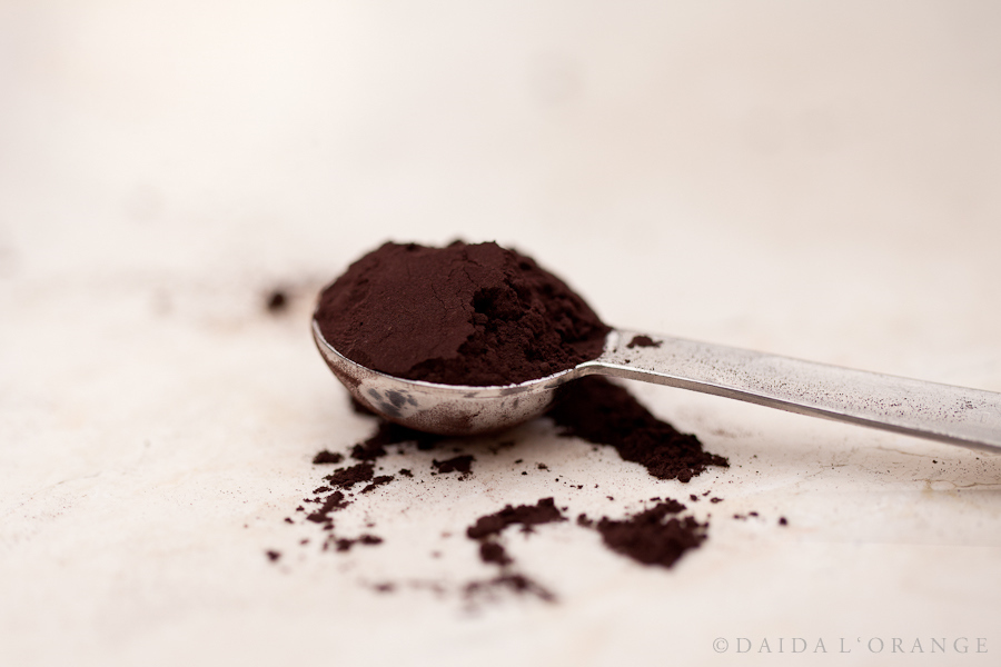 {Day 2} Black Onyx Cocoa Powder